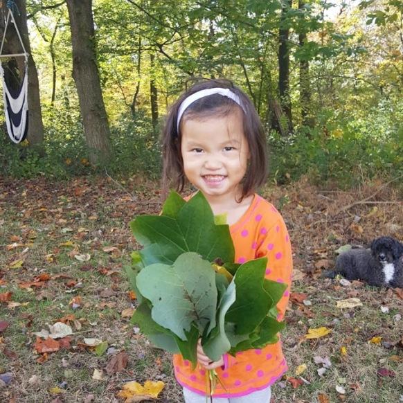 gianna leaves
