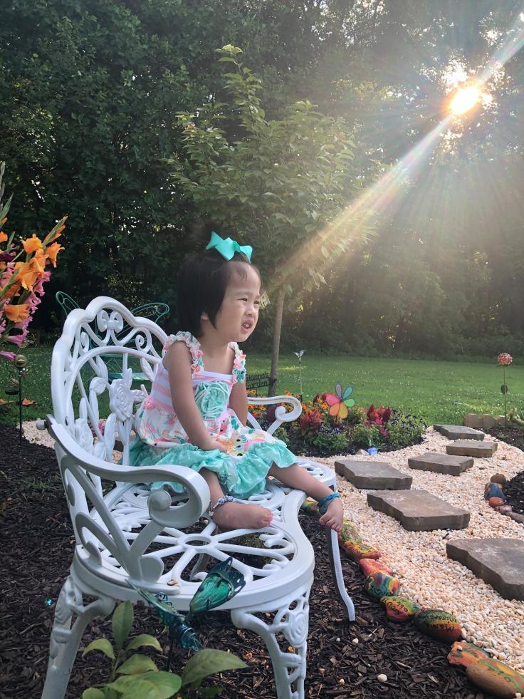 gianna shining on Eviemira